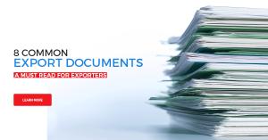 8 Common Export Documents