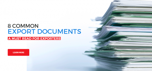 8 Common Export Documents
