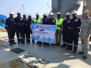 Egina FPSO Project Steel Structure Transportation.