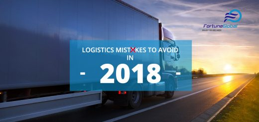 Logistics Mistakes To Avoid In 2018
