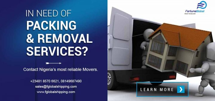 Fortune Global Packing, Removal & Relocation Solution