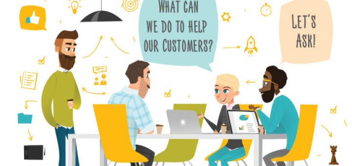 Reinforcing The Customer-Centric Objective